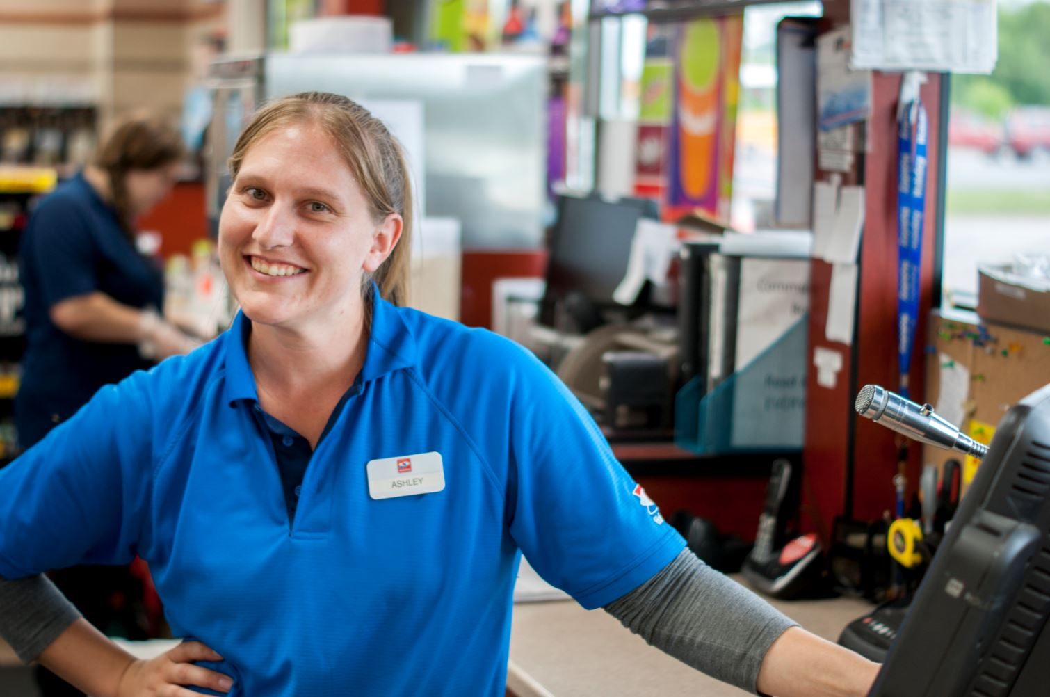Holiday Clerk: New Ulm, MN