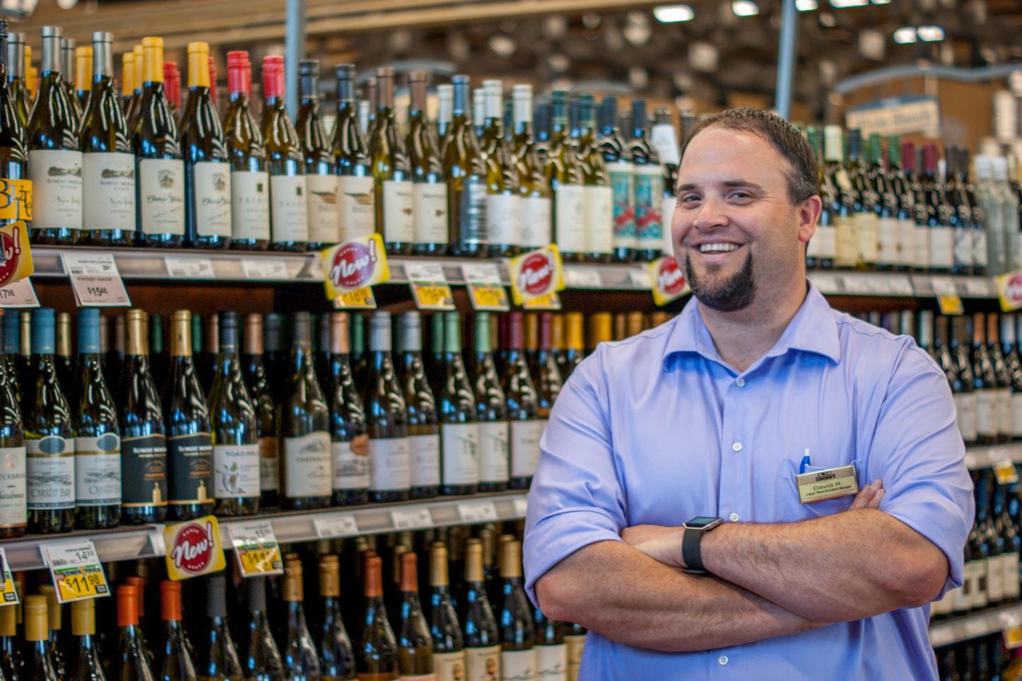 Liquor Clerk